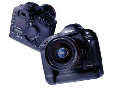 Canon EOS 1D Digital Camera