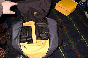 Kata SB-904 Top compartment