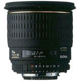 Sigma 28mm prime lens