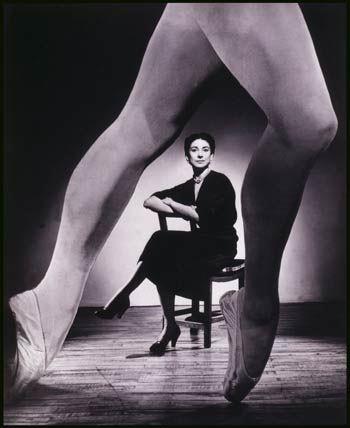 Dame Margot Fonteyn by Angus McBean
