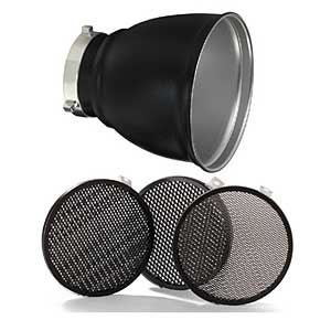 Bowens Grid Reflector and Honeycomb Set