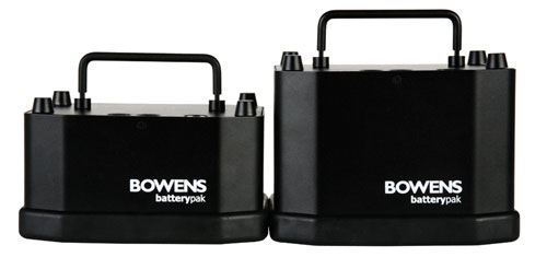 Small and Large Battery Packs