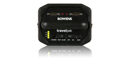 Bowens New Travel Pak Lighting Battery system