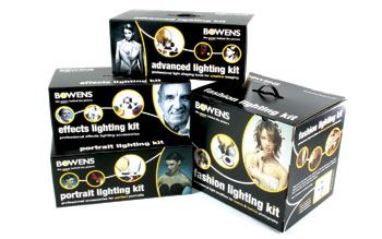 Bowens Lighting Kits