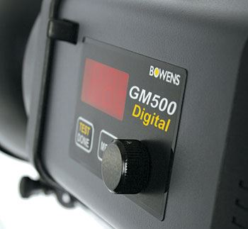Bowens Gemini Digital GM500